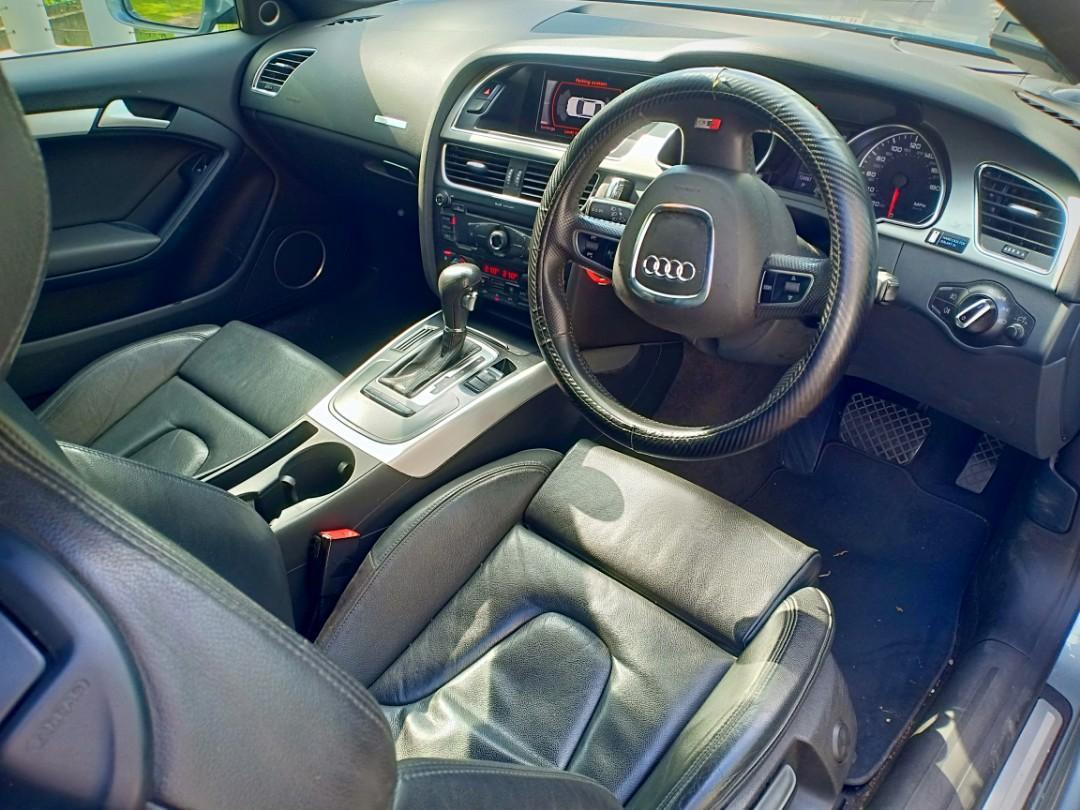 Audi A5 Lease VS Buy