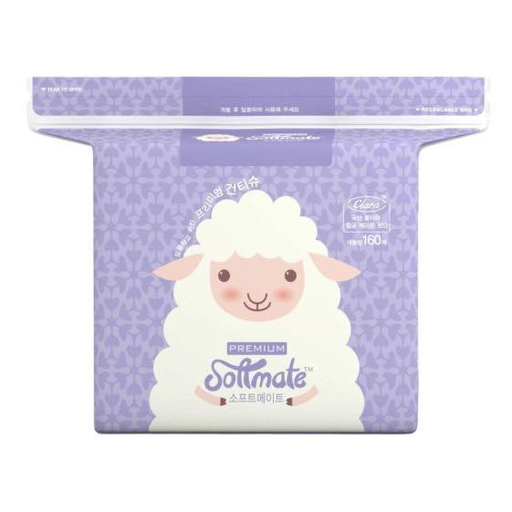 Softmate乾柔巾