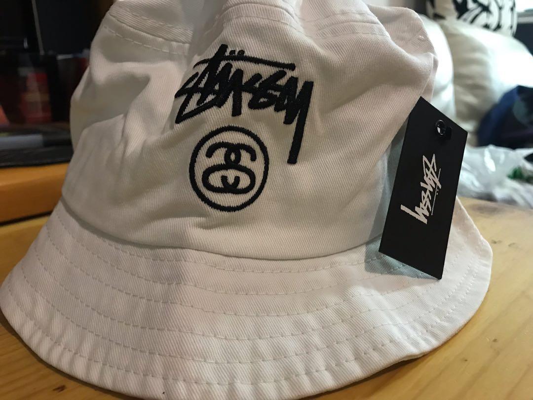 Stussy 漁夫帽 S/M size