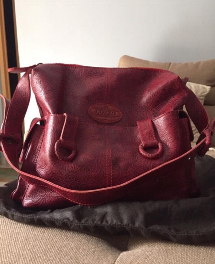 Tas Kulit Asli Wanita (leatherbag)