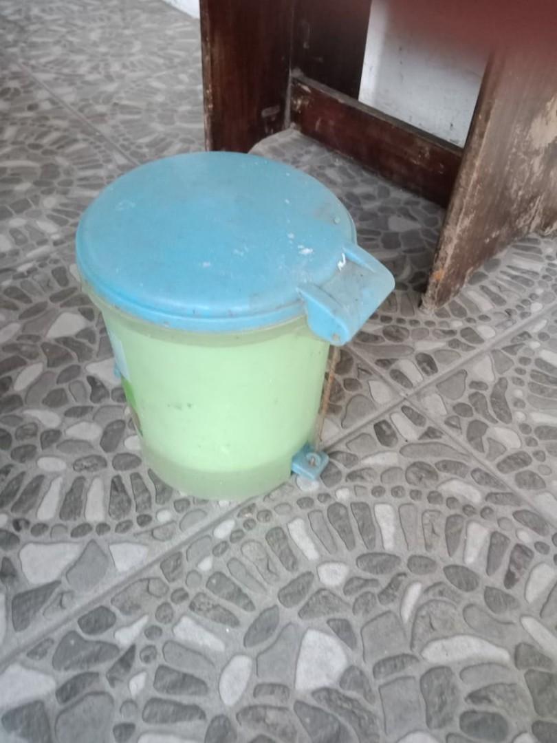#mauvivo Tempat Sampah