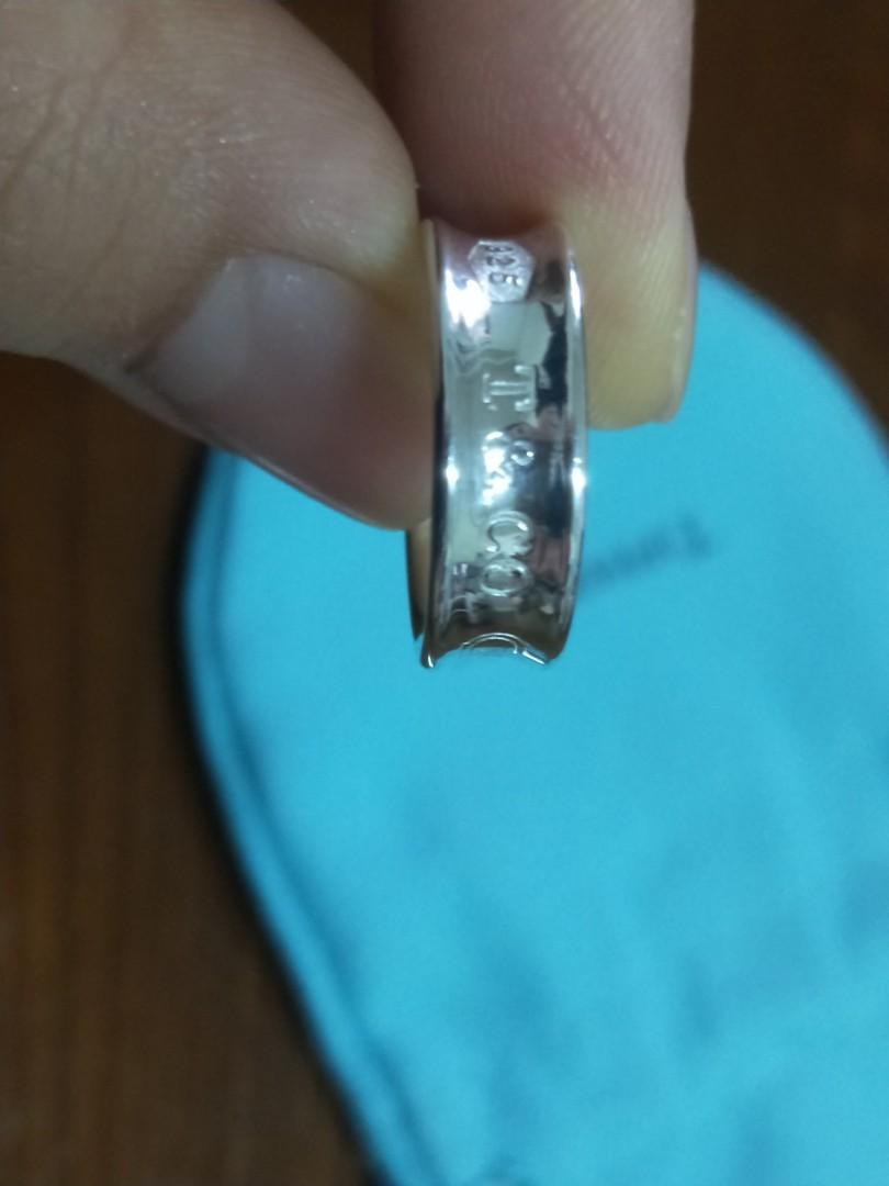 Tiffany &Co1837戒指