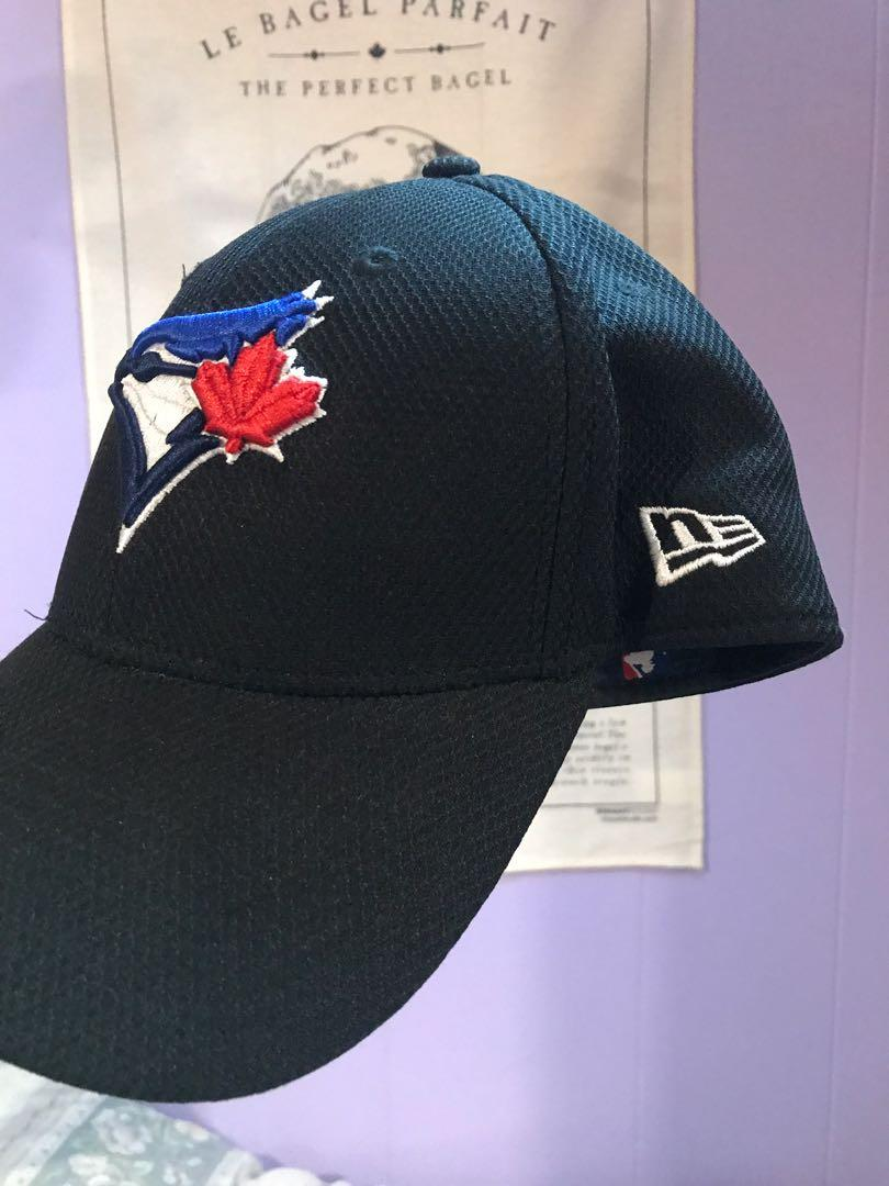 Toronto Blue Jays, Maple Leafs, and SAN Jose sharks hats