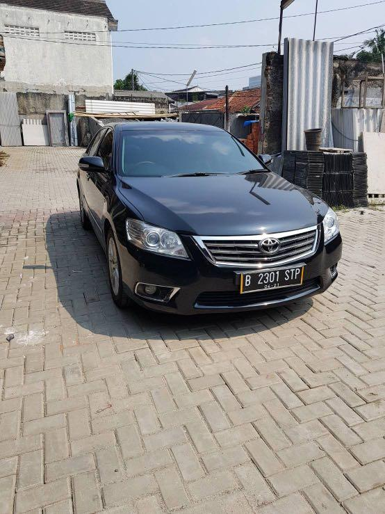 toyota camry 2011 3.5Q AT