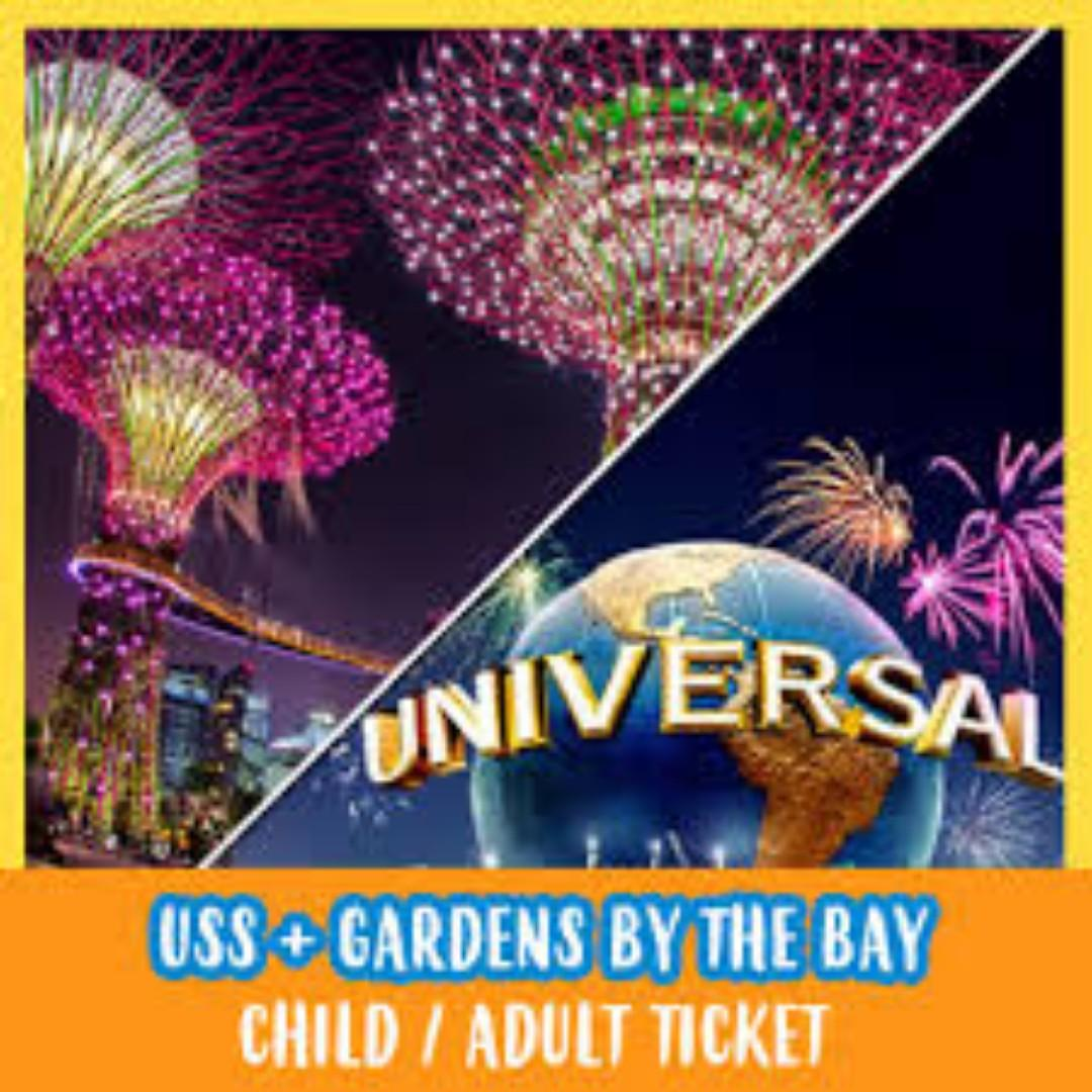 USS/Gardens/SEA & Others