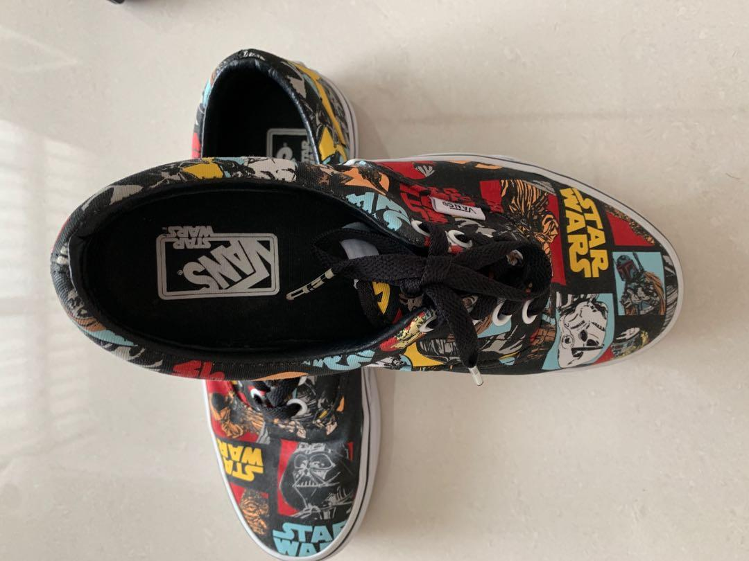 Vans Shoes - Star Wars Edition (Unisex)