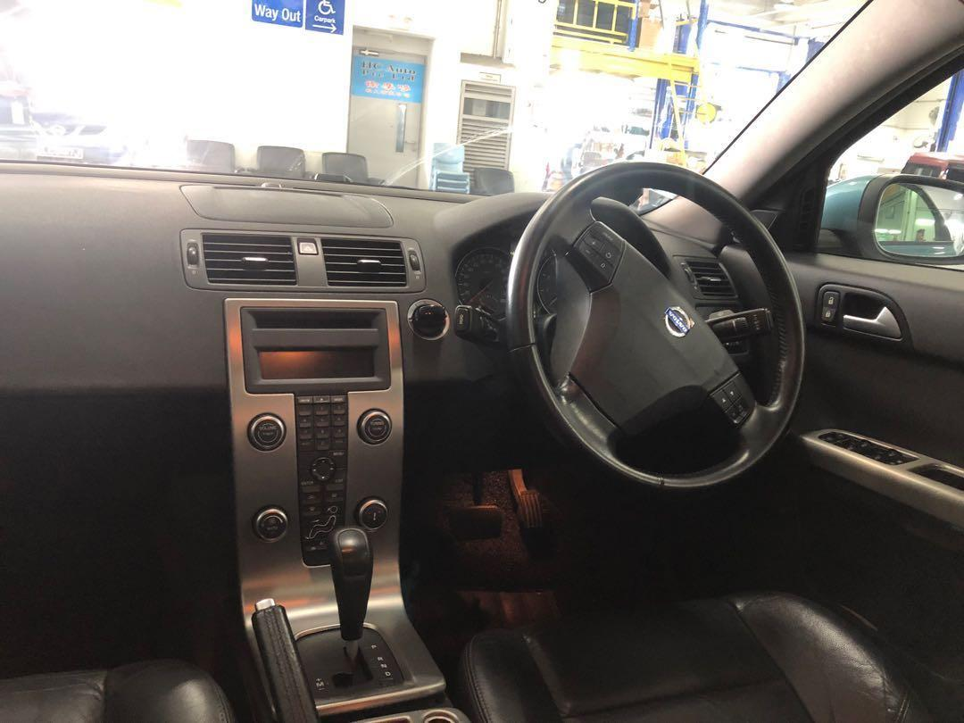 Volvo S40 for Rent