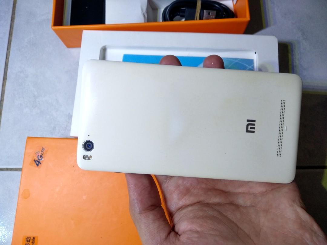 Xiaomi mi 4c second 4G Lte fullset