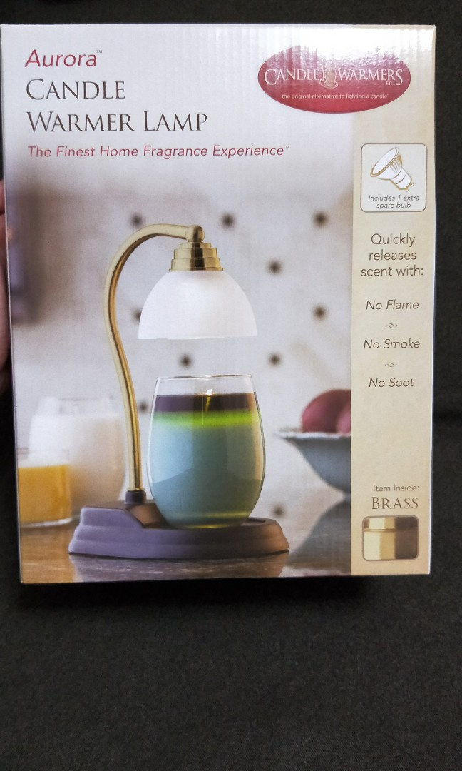 Yankee Candle Warmer Lamp Everything
