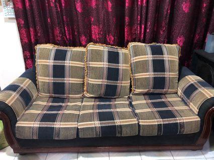 Sofa 3 + 2 + 1