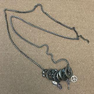 Tibet Necklace 西藏項鏈 鑰匙 金錢 key coin