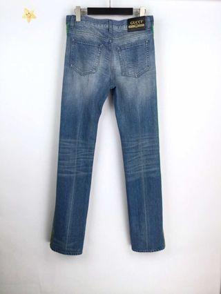 Gucci Jeans 牛仔褲 👖! Size 31 and 33! $3999 啱size 就快!
