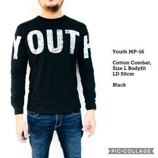 Kaos pria Panjang Youth MP16