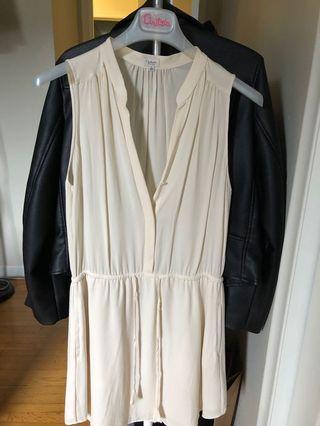 T. Babaton Silk Dress