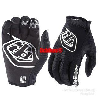 🆕! Genuine Troy Lee Designs MTB Full Protective Black Air Gloves #Dcbikes                                                                           ✳️ Size M or L ✳️