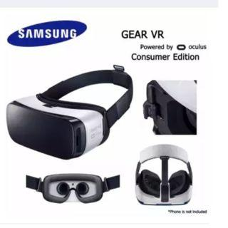 A093: SAMSUNG VR gear 2016
