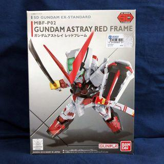 Gundam Astray Red Frame 高達模型