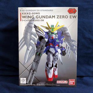 Wing Gundam Zero EW 高達模型