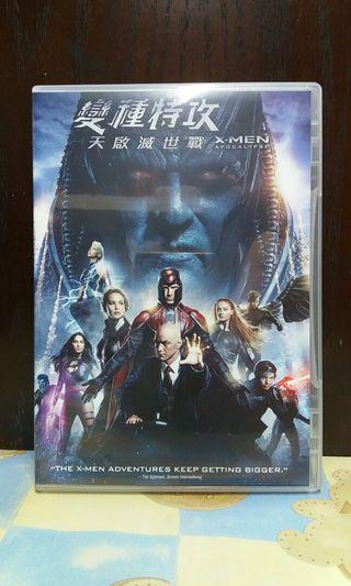X-Men 變種特攻: 天啟滅世戰 (DVD)  X-Men: Apocalypse