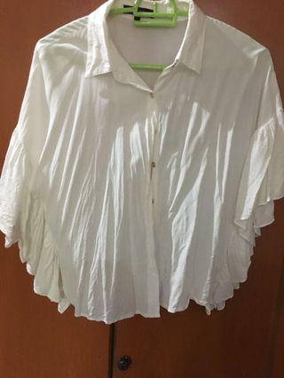 Nichi white top
