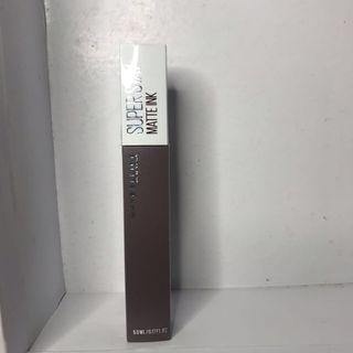 Maybelline Super Stay Matte Ink No 90