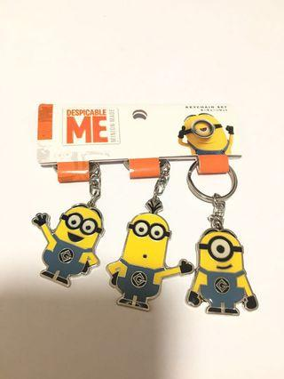 Minions 鎖匙扣