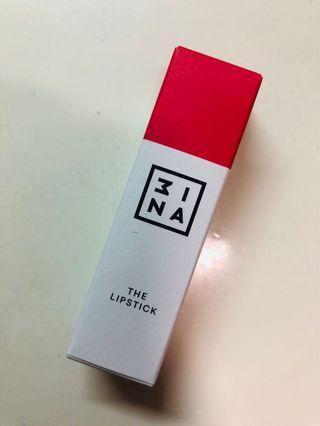 全新3ina唇膏115