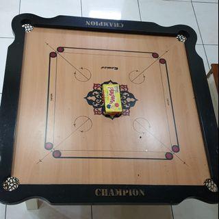 Carrom Board - Romco Champion - standard size