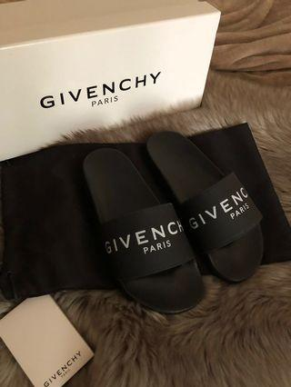 Givenchy Logo Slides