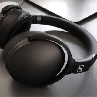 SENNHEISER HD4.30G BLACK OVER EAR WITH MIC (ANDROID) ACOUSTIC DYNAMIC BASS