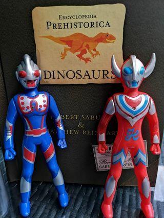 Vintage Bootleg Ultraman Toy Figure