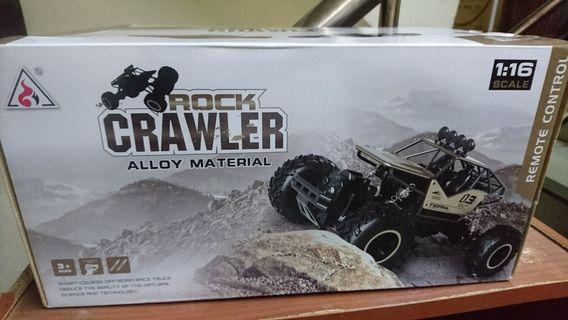 Rock Crawler 越野遙控車