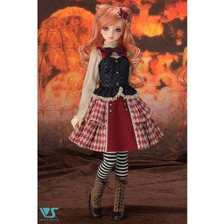Volks bjd outfits チェックメイト・プリティー SD size