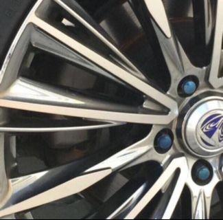 """19"""" Sport Rims Ray Stratagia Vogue for sale or trade"""