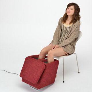 Relaxing Leg Massage Stool from Japan - like new