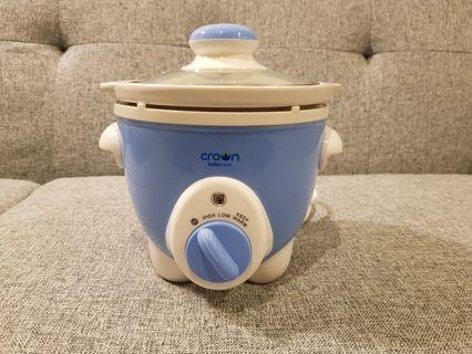 Slow Cooker for Baby