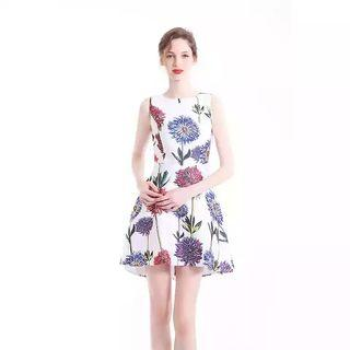 Floral Dress promotion $5 ready 20pcs stock here