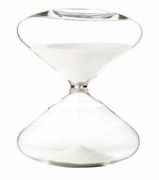 CB2 hourglass