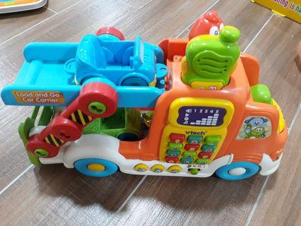 Vtech load and go car carrier