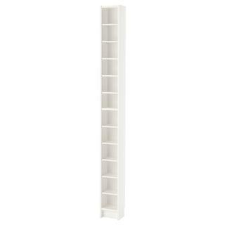 Like new - IKEA Gendby Shelving Unit (White)