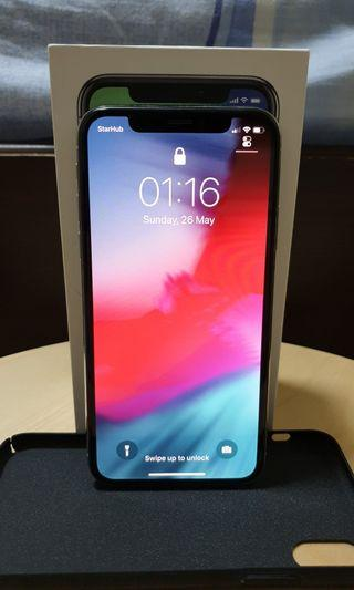 🚚 iPhone X 64gb Silver