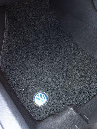 Scirocco customized Car Mat