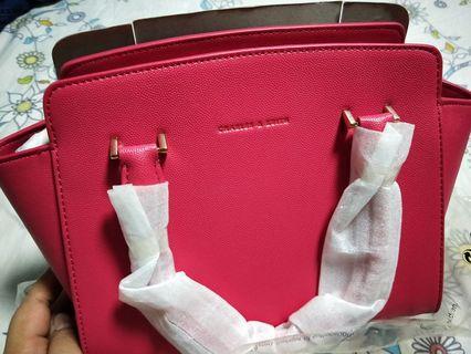 Charles & Keith Medium Handbag