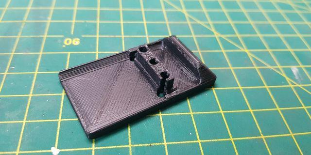 3D Print TM Glock-series Micro Pro sight mount Fit RMR & RED Dot Sight