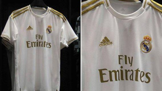 Real Madrid's New HOME Kit for the 2019-20 SEASON