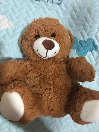🚚 Fluffy stuffed toy teddy bear doll