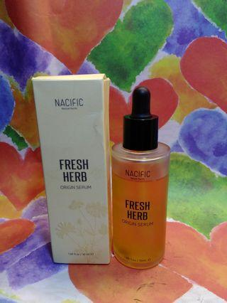 Nacific Pacific Fresh Herb Origin Serum share in jar 5ml (2525)
