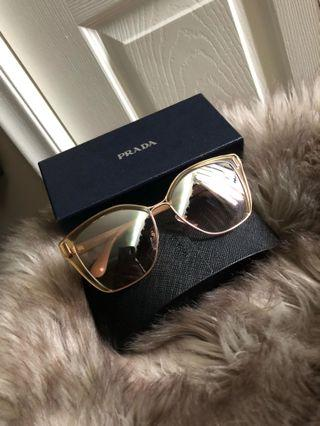 Prada Cat Eye Sunglasses 😎