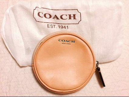 *Reduced Price* Coach Round Coin Case