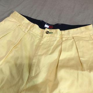 Tommy Hilfiger 古著短褲 古著工作褲 vintage